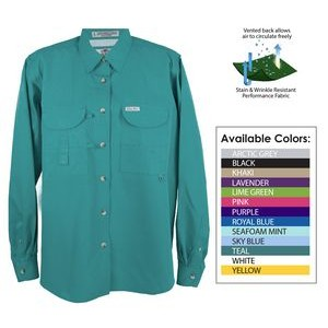 Ladies Long Sleeve Fishing Shirt